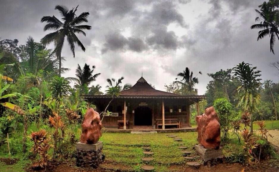 Bali Usada Forest Island Samadiyukti Silent Meditation Retreat Center. Vinyawesome Yoga