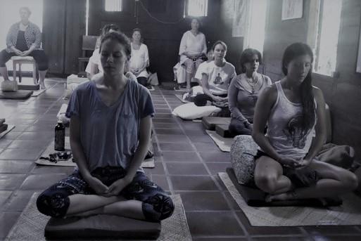 Bali Usada Silent Meditation Retreat Vinyawesome Yoga
